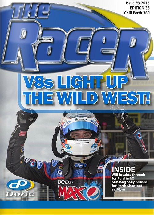 Doric Racer Magazine- Barbagallo Raceway